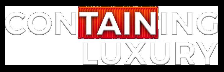 Containing Luxury Logo