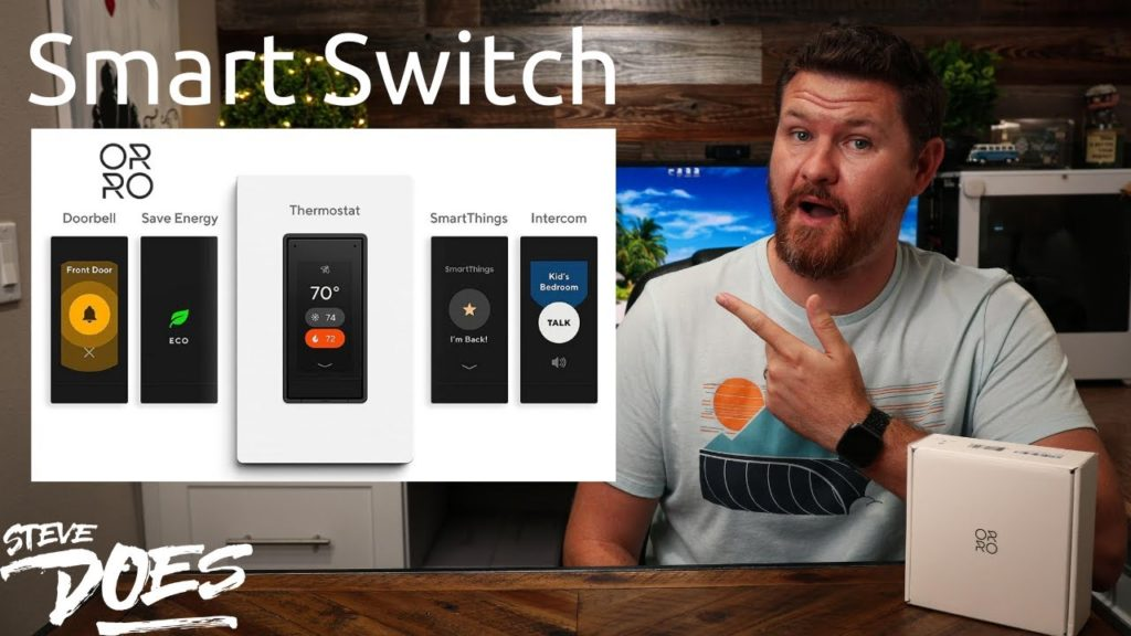 Smart switches really do mean the best is yet to come in home automation