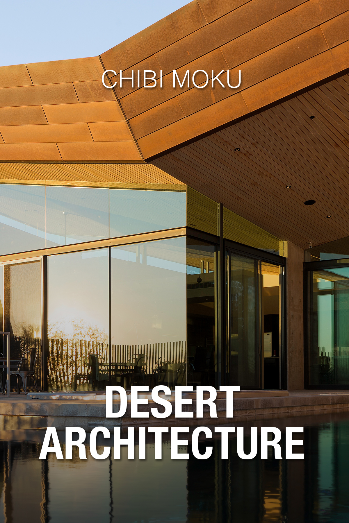 Desert Architecture on Smart Healthy Green Living