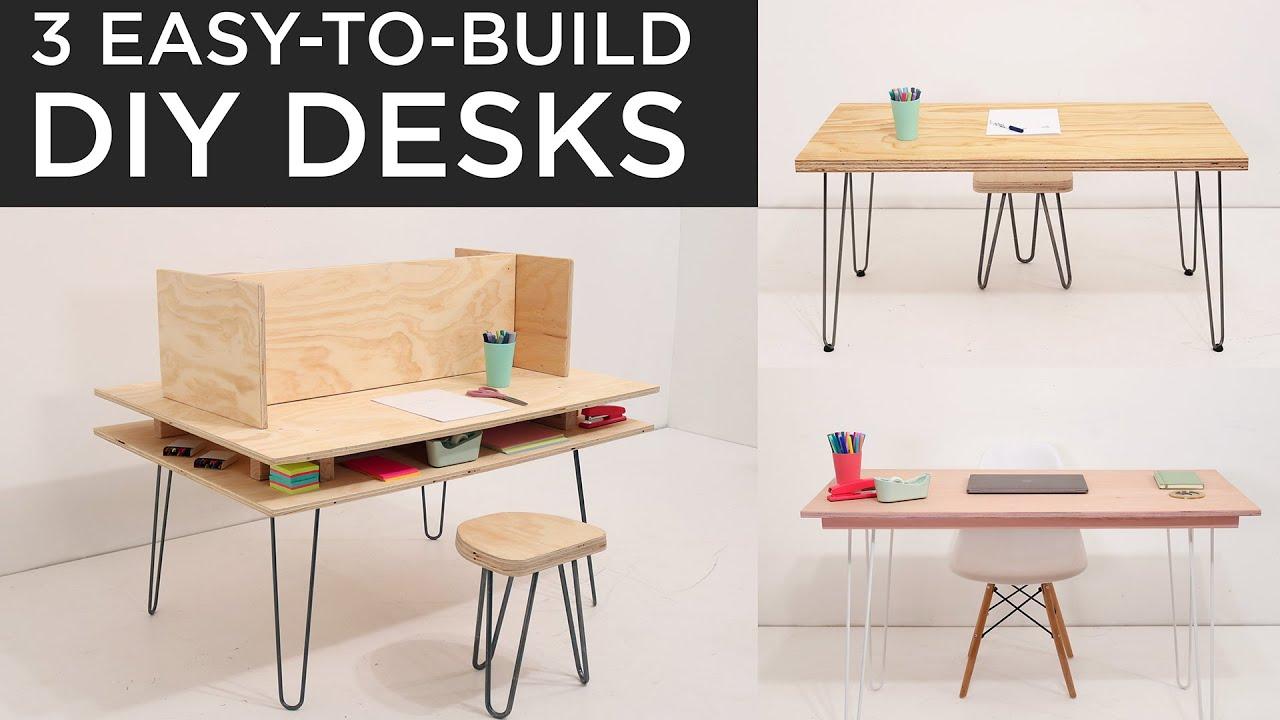 Home Office Desk Option Featured on HomeMade Modern