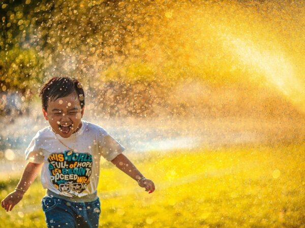the right sprinkler repair can create fun